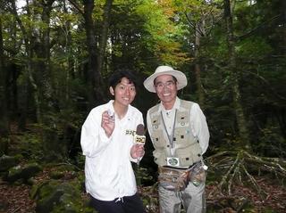 20111020フジテレビ生田アナとめざましテレビ.JPG