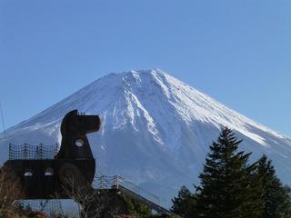 来年の年賀状に使えそうな富士山.JPG
